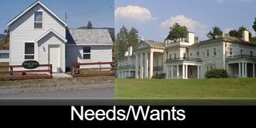 Wants / Needs